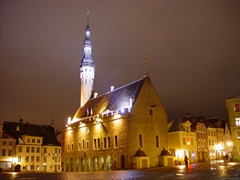 Rathaus, old city Tallinn