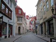 Tallinn is the oldest capital city in Northern Europe. Its medieval center is stunningly beautiful