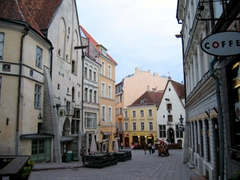 Spend a few hours exploring old Tallinn by foot. It is a lovely city to discover