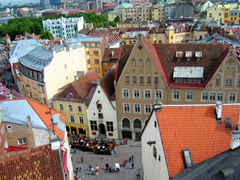 Old Tallinn is a beautiful city, worth spending a few days