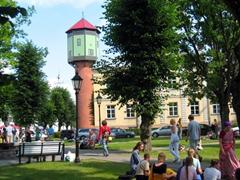 Unique watch tower, Pärnu