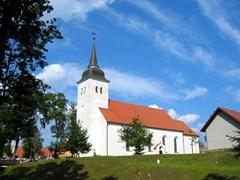 Little white church, Pärnu