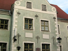 Beautiful architecture abounds in the lovely city of Pärnu
