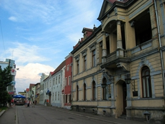 We found Estonia to be a beautiful country, and really enjoyed exploring here; Pärnu
