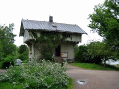 The Seurasaari Open Air Museum consists of old, wooden buildings that have been relocated from all over Finland to this peaceful setting a few kilometers from Helsinki