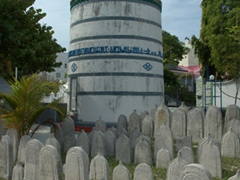 The graveyard section of Hukuru Miskiiy (Old Friday) Mosque is open to all respectfully dressed visitors; Malé