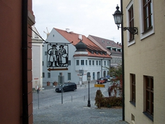 We explored Dachau on foot and were able to see the entire old town in the afternoon