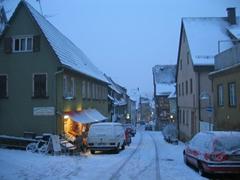 We really miss our Sindelfingen home