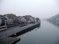 Heidelberg's Neckar River