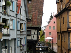 We really enjoyed wandering through this quaint section of Ulm