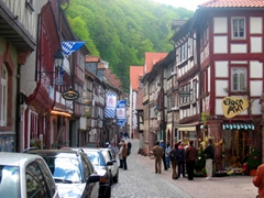 Miltenberg is a popular disembarkation point for Main River cruises