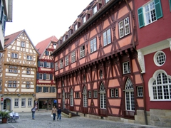 Esslingen is definitely a pedestrian lover's delight and is easy to explore on foot