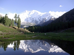 Picture perfect! Nanga Parbat takes our breath away with its stunning and raw beauty