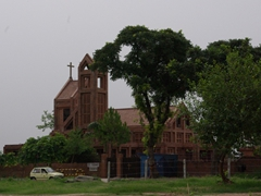St Thomas Church; Islamabad