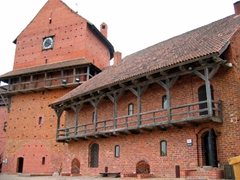 Turaida Castle tower, Sigulda