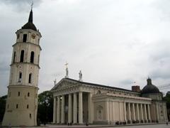 Cathedral Square (Katedros aikste), Vilnius