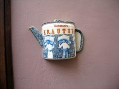 """Pot in the wall"", Vilnius"