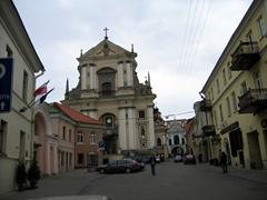 View of St Teresa's Church