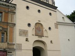 Gates of Dawn, Vilnius