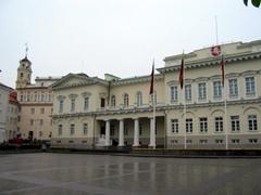 Lithuanian Parliament building, Vilnius