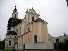 Church of Saint Catherine; Vilnius