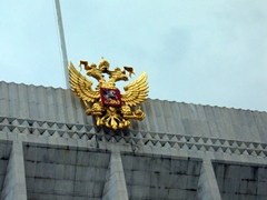 The Golden Bicephalic Eagle is the national bird of Russia