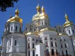 Cathedral of the Dormition; Kiev Pechersk Lavra