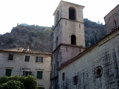 The 13th Century Church of St. Ozana is a fine example of Romanesque architecture