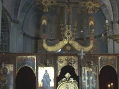 Interior of St Luke's Church, Kotor