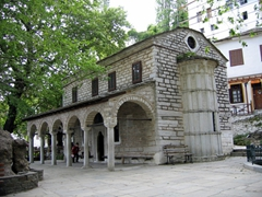 Makrinitsa's Church