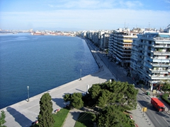 View of Thessaloniki from the White Tower