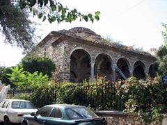 The 1456 Fetiye Mosque; Roman Agora