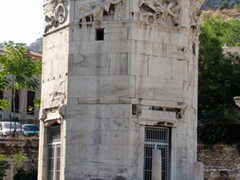 Tower of the Winds; Roman Agora