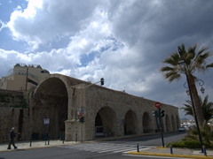 Vaulted arcades of the Venetian Arsenal