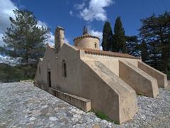 13th century Church of Panagia Kera