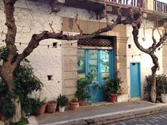Street scene in Agios Nikolaos