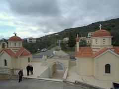 Greek Orthodox Churches at Spili