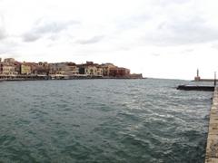 Chania's old Venetian harbor