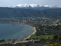 View of Souda Bay
