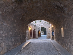 Exploring medieval Rhodes on foot is a delight even if you get lost within the labyrinth city