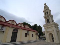 Afoundou's church tower