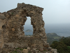 View from Monolithos