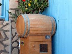 Wine anyone? Sirocco restaurant