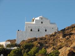 Plaka's Thalassitras Church