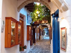 Its easy to fall in love with this part of town with its gorgeous alleyways
