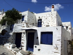 Rustic dwelling in Naoussa