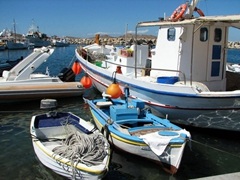We don't know how there are still fish left in the sea with all these fishing boats around