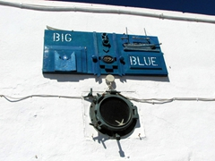 "The ""big blue"" is open for business"