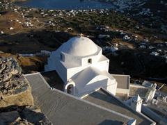 The Church of Agios Konstantinos