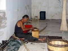 Basket weaving, 101